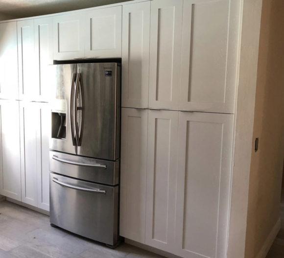 Acacia Kitchen Cabinets